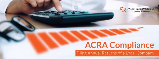 Singapore ACRA Compliance