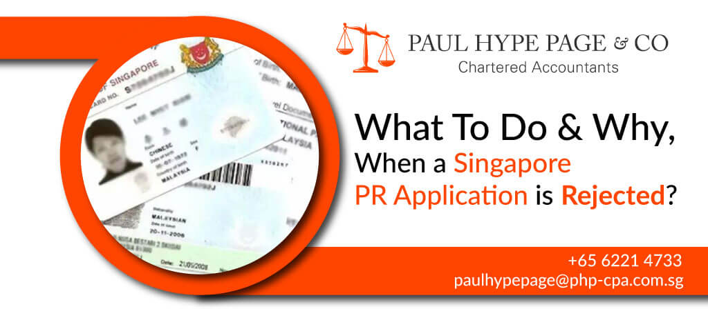 When a Singapore PR Application is Rejected