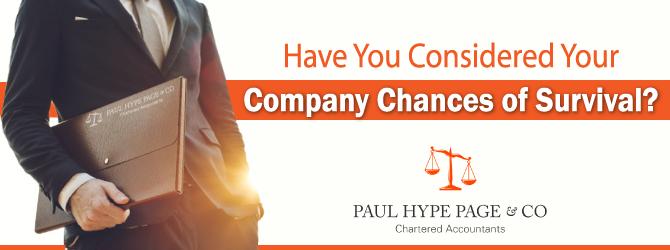 Company's Chances of Survival