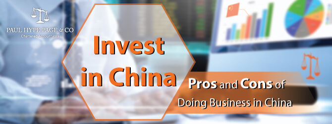 Investment in China