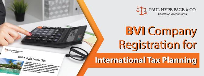 BVI Company Registration