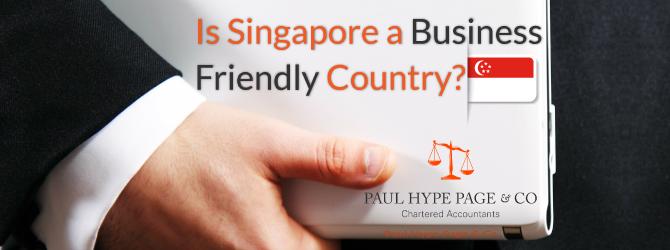 Incorporation in Singapore