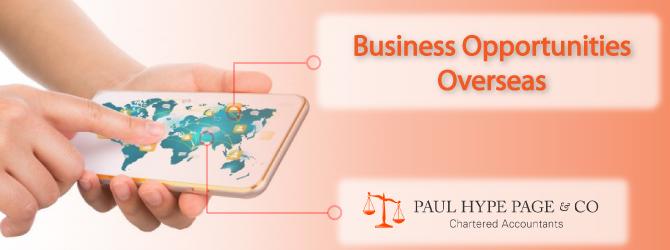 Overseas's Business Opportunities