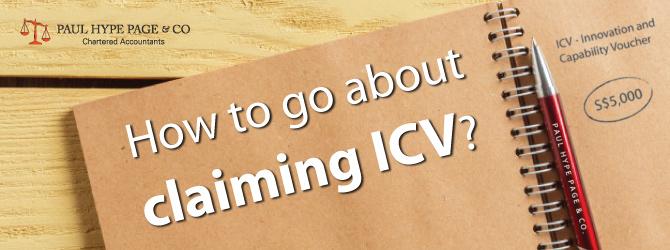 Claiming ICV