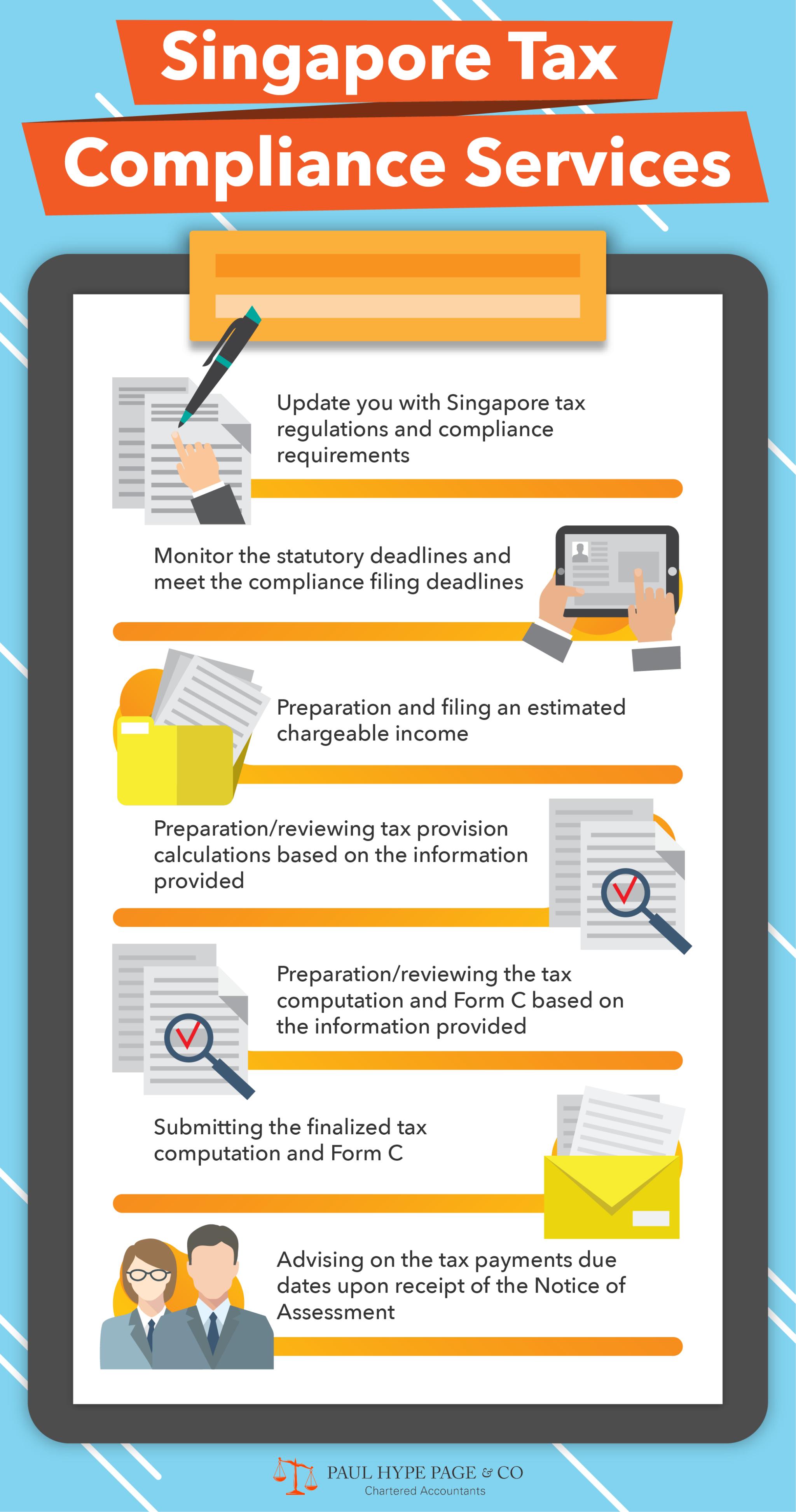 Singapore Tax Compliance