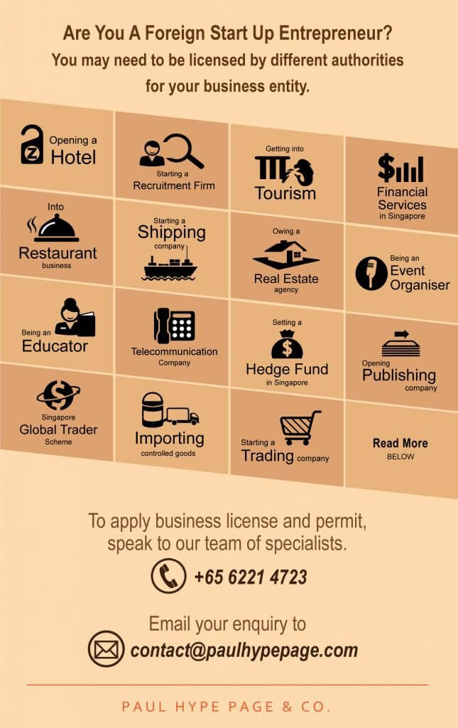 Business Incorporation License and Permit Application