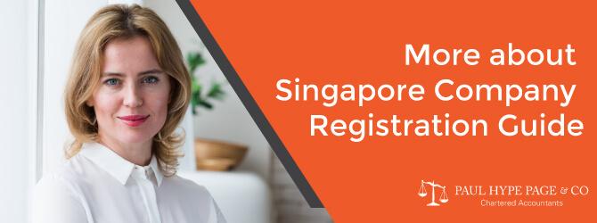 Singapore Company Registration Guide