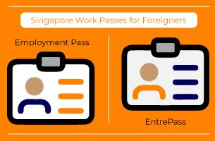 Singapore Work Passes
