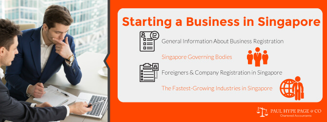 Starting a Business in Singapore 2020