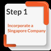 Step 1 Incorporate a Singapore Company