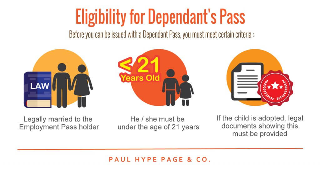 eligibility-for-singapore-dependent-pass-application