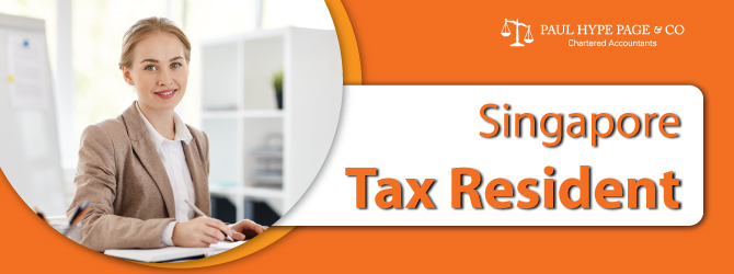 Tax Resident in Singapore