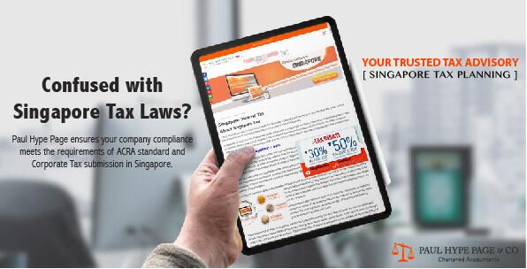 Tax in Singapore