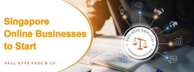 Singapore Online Business