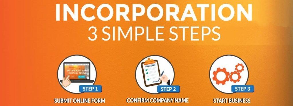 3 steps to Singapore company incorporation