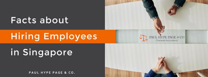 Hiring Employees in Singapore