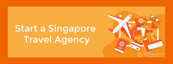 Start a SG Travel Agency