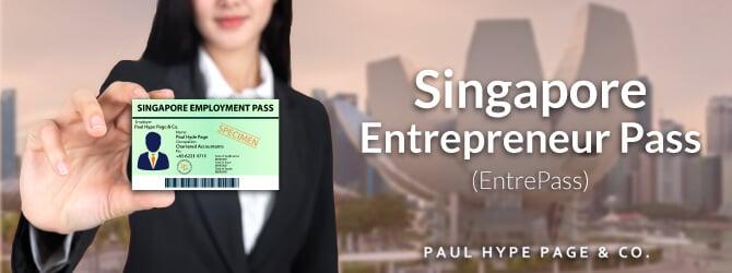 ingapore Entrepreneur Pass