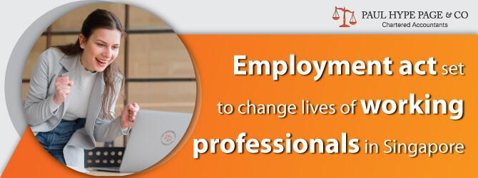 Singapore Employment Act