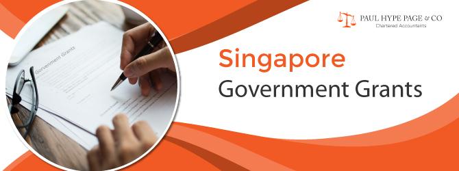 Government Grants Singapore