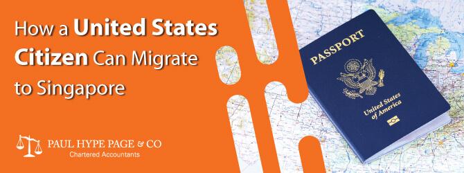 Migration to Singapore