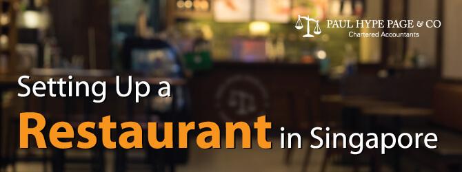 Restaurant in Singapore