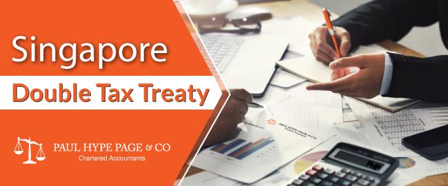 SG Double Tax Treaty