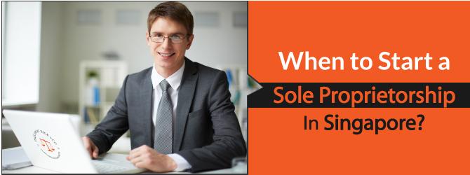 Start a Sole Proprietorship in Singapore