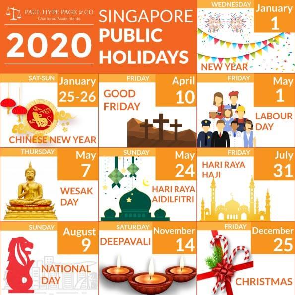 Public Holiday 2020