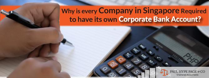 Corporate Bank Account