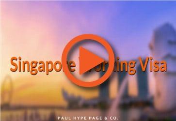 Singapore Working Visa Guide