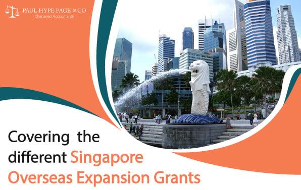 Singapore Overseas Expansion Grants